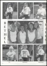 2000 Bethel High School Yearbook Page 126 & 127