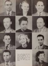 1951 Liberty Union High School Yearbook Page 10 & 11