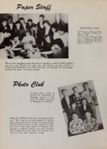1951 Liberty Union High School Yearbook Page 36 & 37