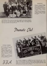 1951 Liberty Union High School Yearbook Page 38 & 39
