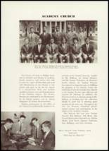 1948 Phillips Academy Yearbook Page 128 & 129