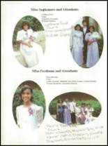 1985 Parker High School Yearbook Page 24 & 25