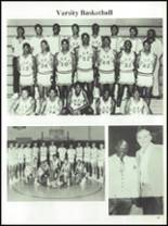 1985 Parker High School Yearbook Page 44 & 45