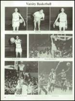 1985 Parker High School Yearbook Page 48 & 49
