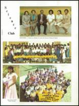 1985 Parker High School Yearbook Page 56 & 57