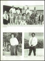 1985 Parker High School Yearbook Page 62 & 63