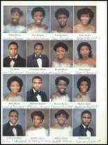 1985 Parker High School Yearbook Page 98 & 99