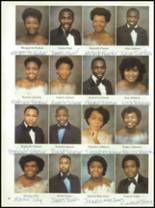 1985 Parker High School Yearbook Page 104 & 105