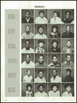 1985 Parker High School Yearbook Page 126 & 127