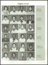 1985 Parker High School Yearbook Page 130 & 131