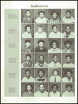 1985 Parker High School Yearbook Page 132 & 133