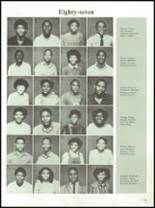 1985 Parker High School Yearbook Page 134 & 135