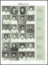1985 Parker High School Yearbook Page 136 & 137