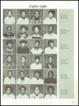 1985 Parker High School Yearbook Page 142 & 143