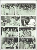 1985 Parker High School Yearbook Page 158 & 159