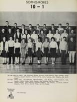 1964 New Miami High School Yearbook Page 28 & 29