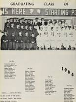 1964 New Miami High School Yearbook Page 54 & 55