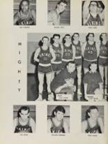 1964 New Miami High School Yearbook Page 72 & 73
