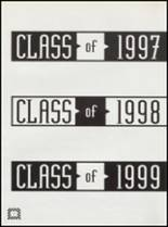 1996 Wellston High School Yearbook Page 20 & 21