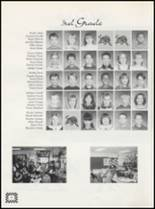 1996 Wellston High School Yearbook Page 42 & 43