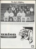 1996 Wellston High School Yearbook Page 58 & 59
