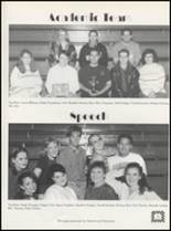 1996 Wellston High School Yearbook Page 76 & 77