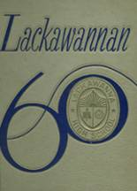 1960 Yearbook Lackawanna High School
