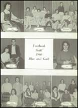 1960 Granville High School Yearbook Page 12 & 13