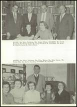 1960 Granville High School Yearbook Page 14 & 15
