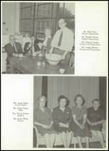 1960 Granville High School Yearbook Page 20 & 21