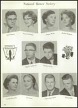 1960 Granville High School Yearbook Page 52 & 53