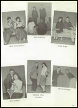 1960 Granville High School Yearbook Page 56 & 57
