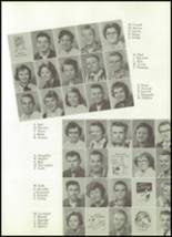 1960 Granville High School Yearbook Page 74 & 75