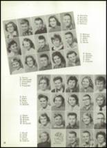 1960 Granville High School Yearbook Page 76 & 77