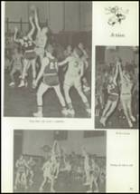 1960 Granville High School Yearbook Page 82 & 83