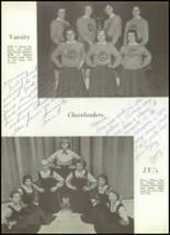 1960 Granville High School Yearbook Page 86 & 87