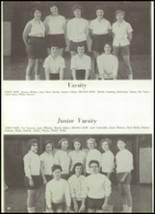 1960 Granville High School Yearbook Page 88 & 89