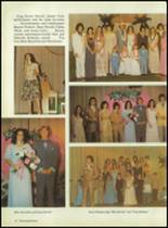1979 Baird High School Yearbook Page 16 & 17