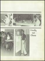 1979 Baird High School Yearbook Page 22 & 23