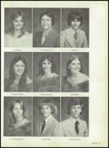 1979 Baird High School Yearbook Page 28 & 29