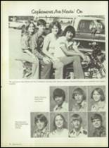 1979 Baird High School Yearbook Page 38 & 39