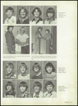 1979 Baird High School Yearbook Page 42 & 43