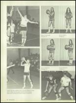 1979 Baird High School Yearbook Page 70 & 71
