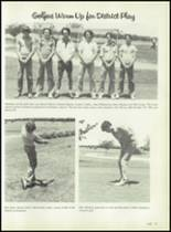 1979 Baird High School Yearbook Page 80 & 81