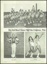 1979 Baird High School Yearbook Page 92 & 93