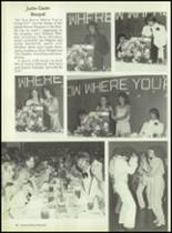 1979 Baird High School Yearbook Page 100 & 101
