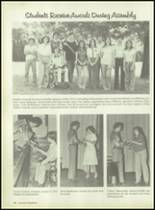 1979 Baird High School Yearbook Page 102 & 103