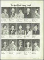 1979 Baird High School Yearbook Page 112 & 113