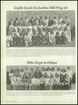 1979 Baird High School Yearbook Page 134 & 135