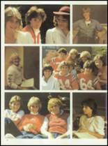1985 Tolland High School Yearbook Page 10 & 11